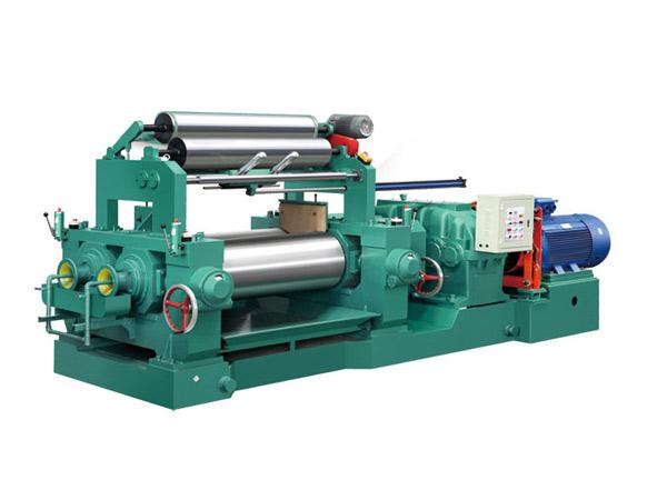 橡胶开放式炼胶机